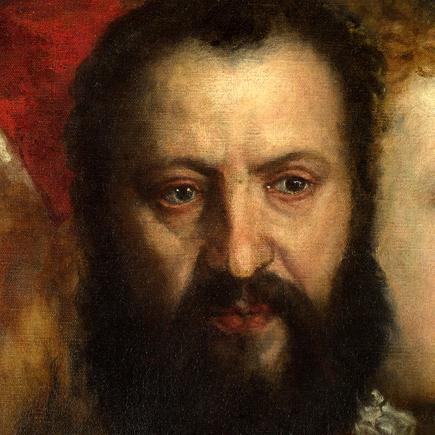 Allegoria della prudenza - Tiziano (1570)