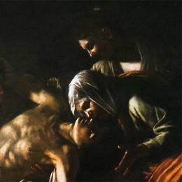 Resurrezione di Lazzaro - Caravaggio (1609)