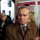 Paolo Biasi, presidente della Fondazione Cariverona, che ha consentito il recupero archeologico