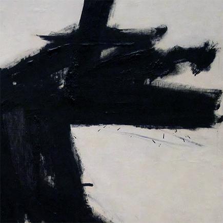 Buttress - Franz Kline (1956)