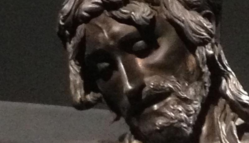 Il volto di Cristo nel Crocifisso della Basilica di Sant'Antonio a Padova; Donatello