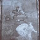 14 - Tintoretto, Radiografia del San Giorgio che uccide il drago 1560.