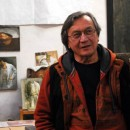 Safet Zec nell'atelier a Venezia_3