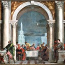 21 - Paolo Veronese, Convitto in casa di Levi 1573.