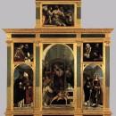 27 - Lorenzo Lotto, Polittico di Recanati 1506 - 1508.