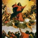 23 - Tiziano, Assunzione della Vergine 1516.
