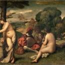 12 - Tiziano, Concerto campestre 1510.