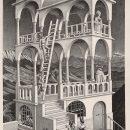 M.C. Escher, Belvedere
