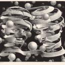 M.C. Escher, Vincolo d'unione