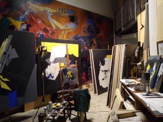 Lo studio Brusamolino a Milano