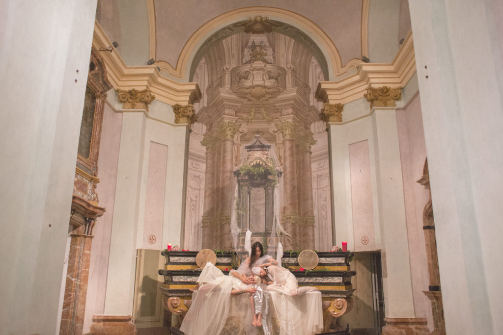 Cuore di Fenice (performance)